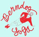 berndog yoga logo